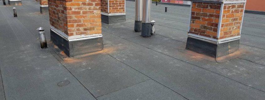 tetőszigetelés javítás